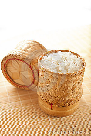 Image of sticky rice
