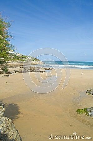 Image of towan beach