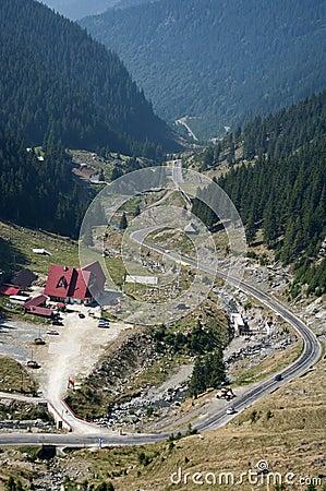 Image of Transfagarasan
