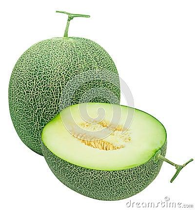 Imagen de la fruta del melón