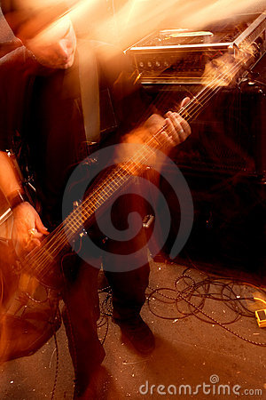 Imagen nebulosa ruidosa abstracta