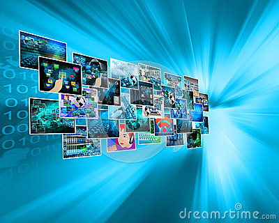 Images in cyberspace