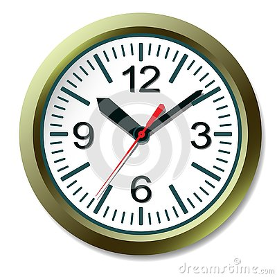 Free Images Of Wall Clocks. World Time Concept. Stock Image - 130216971