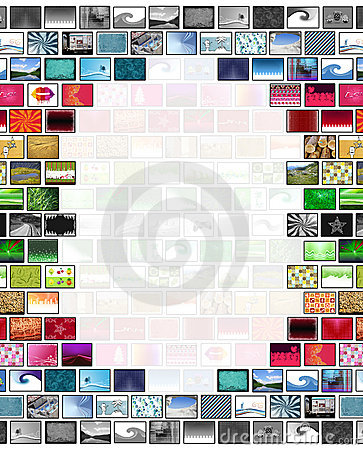 Images wall