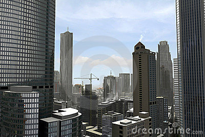Imaginary city 22