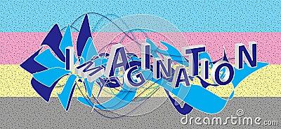 Imagination illustration