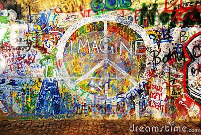 Imagine Wall