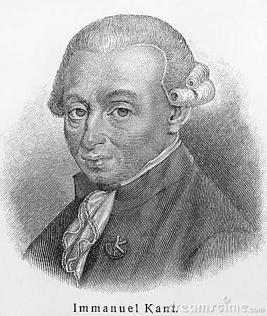 Free Immanuel Kant Stock Photo - 21571860