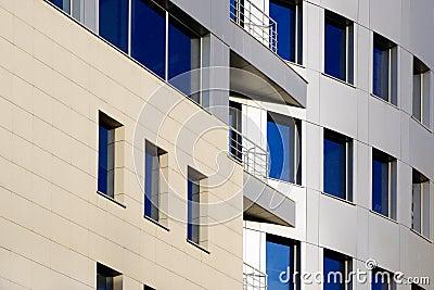 Immeubles de bureaux modernes 2