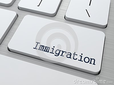 Immigration. Social Background.