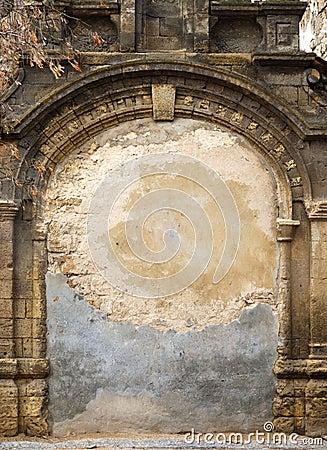 Free Immured Arch Stock Photo - 4317630