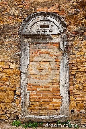 Immured Door