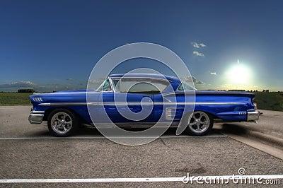Impala de Chevy