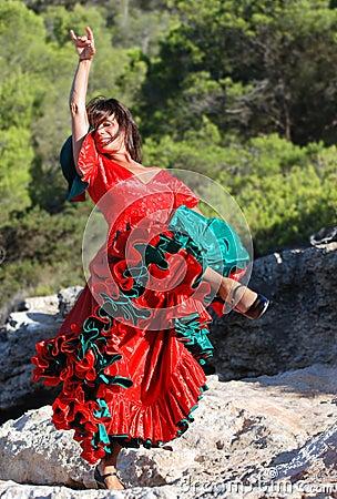 Impassioned Flamenco Dance 02