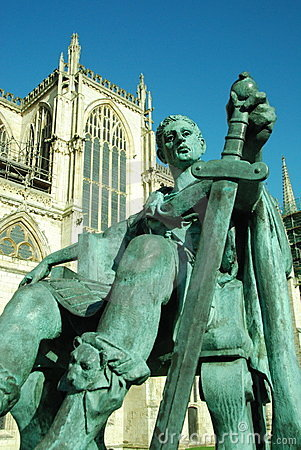 Imperatore Constantine 1 Immagine Editoriale