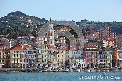 Imperia Oneglia Fishing Port