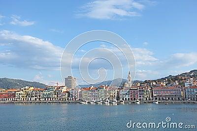 Imperia Oneglia Waterfront