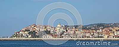 Imperia Porto Maurizio Panorama