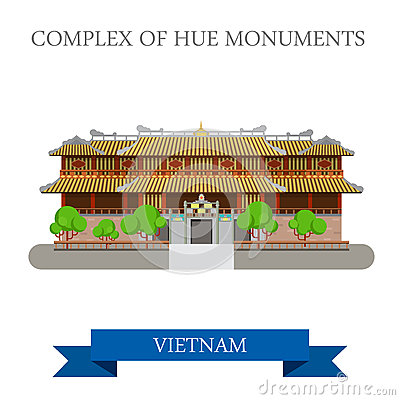 Free Imperial City Aka Complex Of Hue Monuments In Vietnam Attraction Stock Photos - 69348393