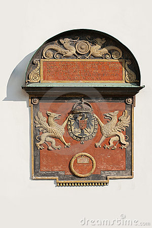 Imperial coat of arms, Vienna