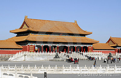 Imperial Palace /Palace Museum / Forbidden City