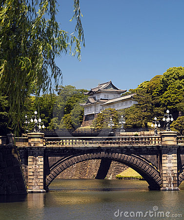 Imperial Palace - Tokyo - Japan