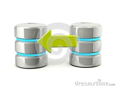 Import data base icon