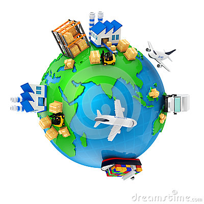 Import And Export And Manufacturing Stock Photos - Image ...