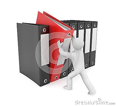 Free Important Documentation Royalty Free Stock Photo - 22079525