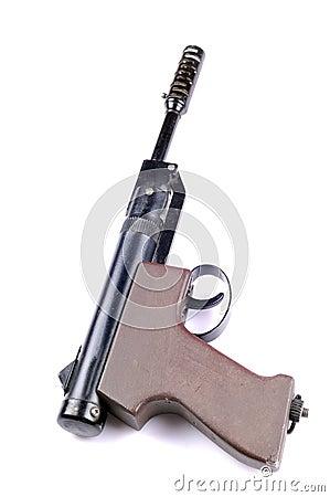 Imported air gun