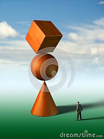 Impossible equilibrium