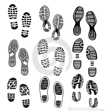 Free Imprint Soles Shoes Stock Photos - 37376253