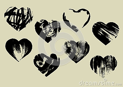 Imprinted hearts