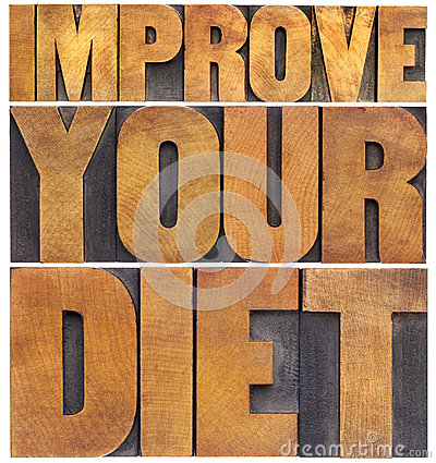 Improve your diet