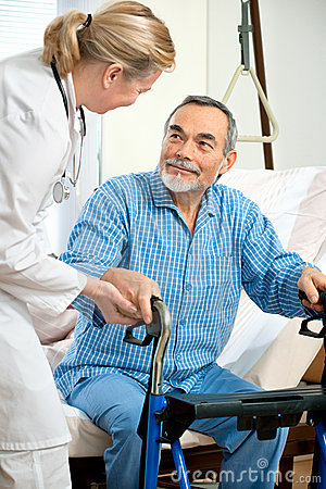 Free In Hospital Stock Image - 18242141