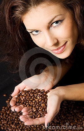 Free In Love With Coffee Royalty Free Stock Photos - 8900208