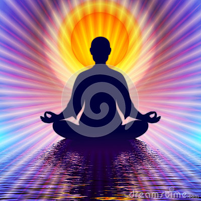 Free In Meditation Royalty Free Stock Image - 50601016