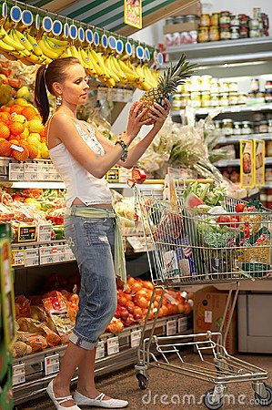 Free In The Supermarket Stock Images - 914994
