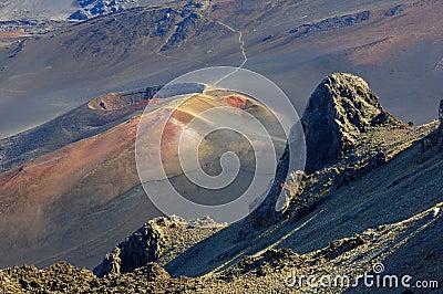 Inactive Volcano