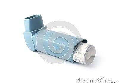 Pompe ventolin vide : Amoxil 1 gramme