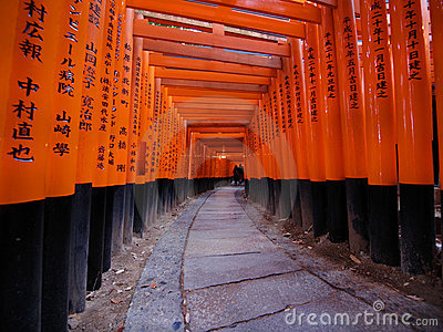 Inari fushimi