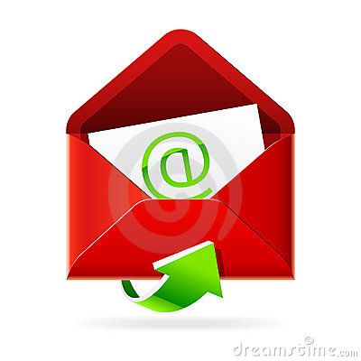 Free Inbox Mails Icon Royalty Free Stock Image - 10139036