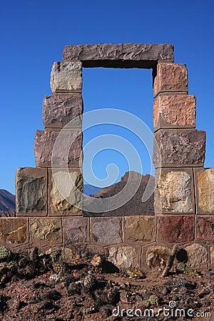 Inca Arch