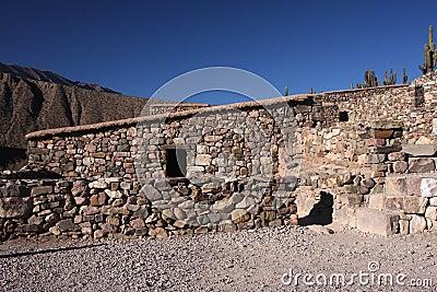 Inca buildings