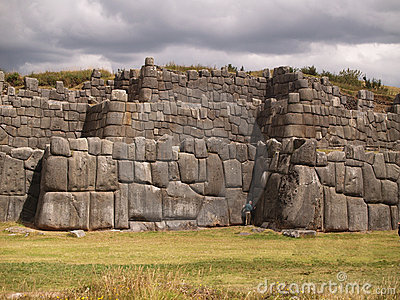 Inca fortress of Sacsayhuaman