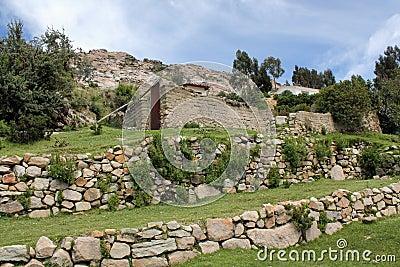 Inca Ruins,Bolivia