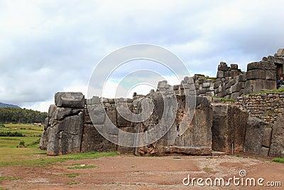 Inca s sacred town