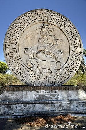 Inca shield