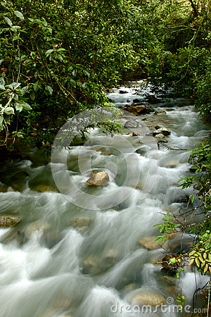 Inca Trail River
