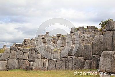 Inca Walls